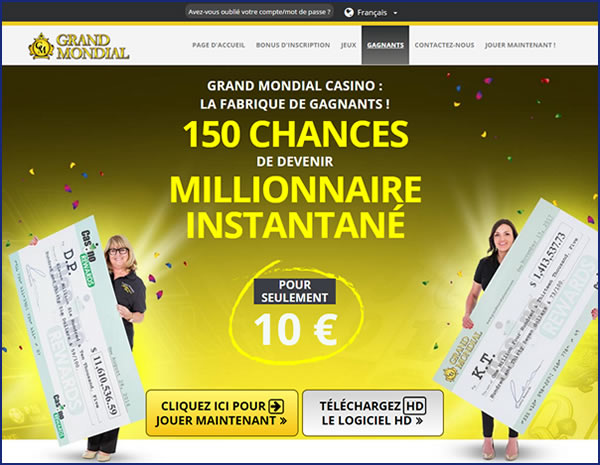 casino en ligne grand mondial