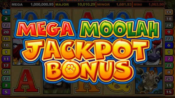 500 tours bonus au Mega Moolah