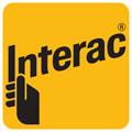 Interac est accepté par les banques du Canada.