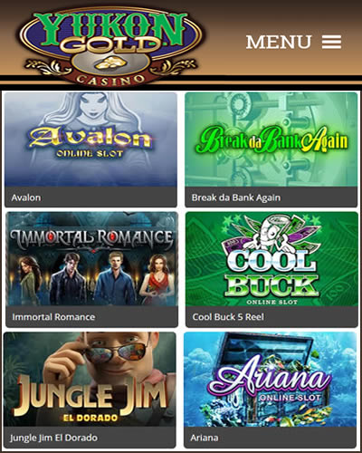 Les slots et machines à sous mobile les plus jouées au Canada