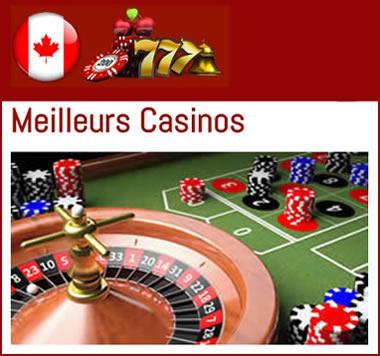 Comparer les casinos sur Internet permet de faire de meilleurs choix