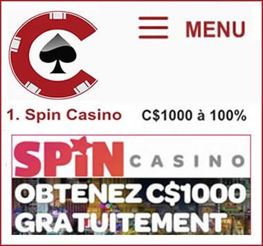Les casinos en ligne Canadiens sont testés sur OCP