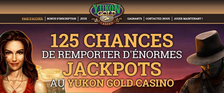 Yukon Gold est certainement le meilleur casino en ligne selon les avis des testeurs de jeux