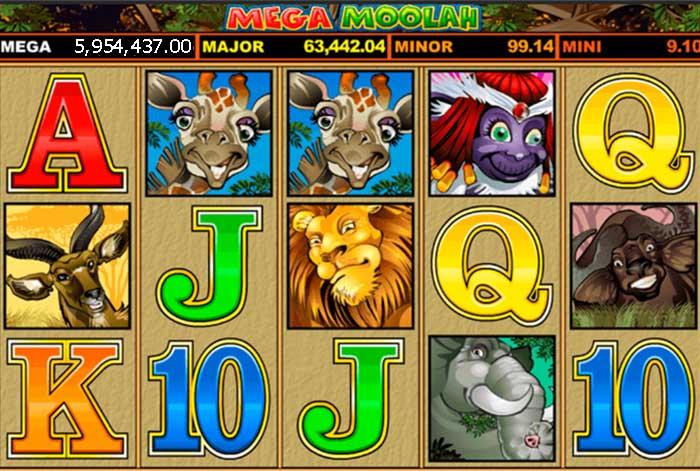 Record de gain au Mega Moolah - Depuis un casino du Québec c'est possible d'y arriver