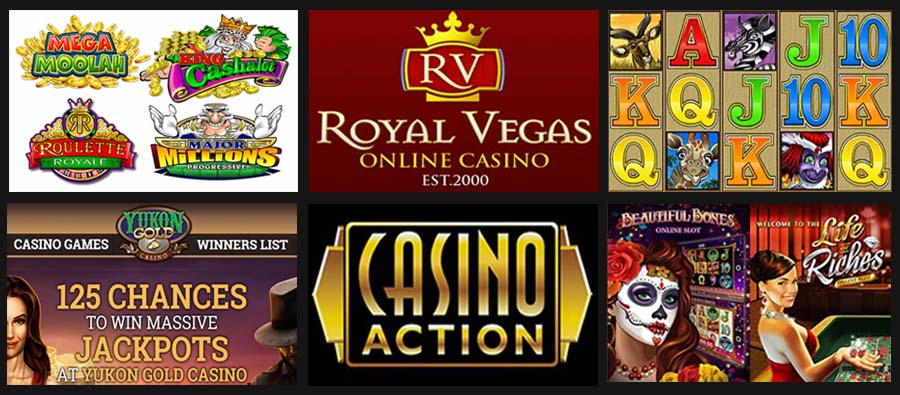 Jouer sur les meilleurs casinos en ligne - jeux de casino au Québec