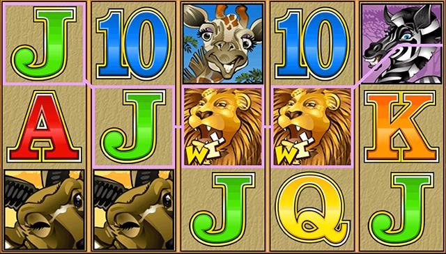 Ce jeu, le Mega Moolah, a le plus gros jackpot progressif à gagner sur Internet