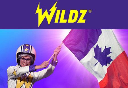 WildZ Casino accepte les joueurs du Québec