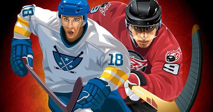 Parier Hockey au Canada avec une Machine à Sous