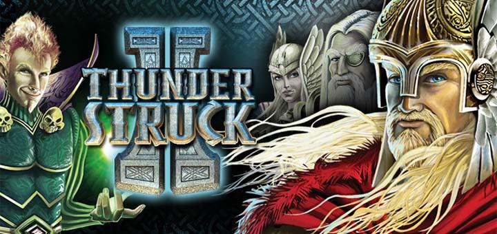 Machine Thunderstruck 2 au casino