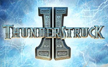 Logo de la machine Thunderstruck 2
