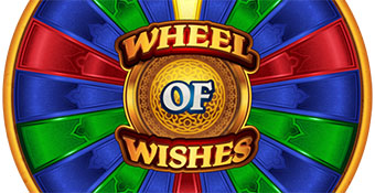 Machine à sous Wheel of Wishes