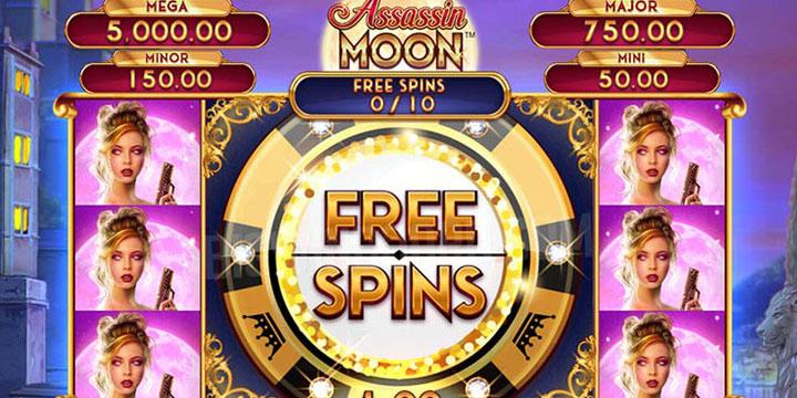 Tours gratuits du jeu qui font gagner des jackpots massifs